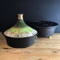 Netherton Foundry Outdoor Tagine - Green Meadow
